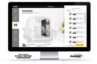 Configurator Tool for Ford Commercial Vans