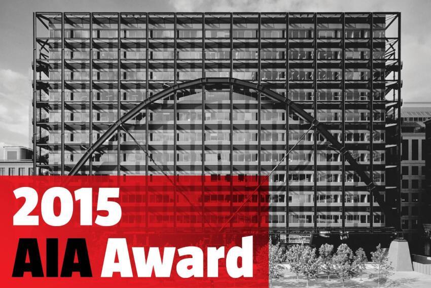 Twenty-Five Year Award: Broadgate Exchange House