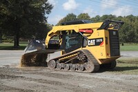297D multiterrain loader from Caterpillar