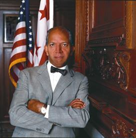 Washington, D.C., Mayor Anthony Williams