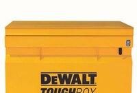 Tool Storage Chest from DeWalt