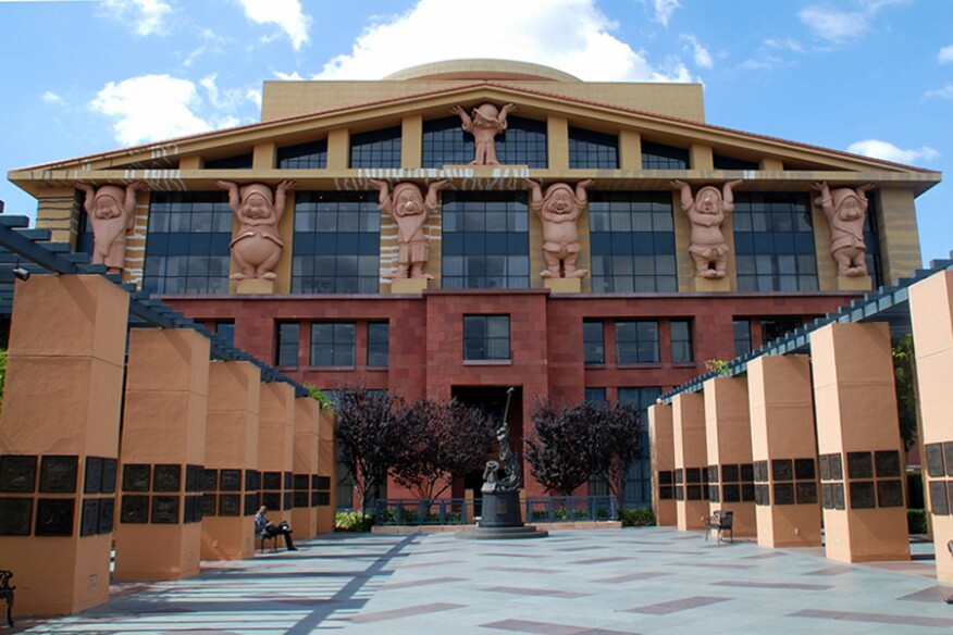 Disney Headquarters, Burbank, Calif.