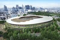 Kengo Kuma Wins Japan National Stadium Competition