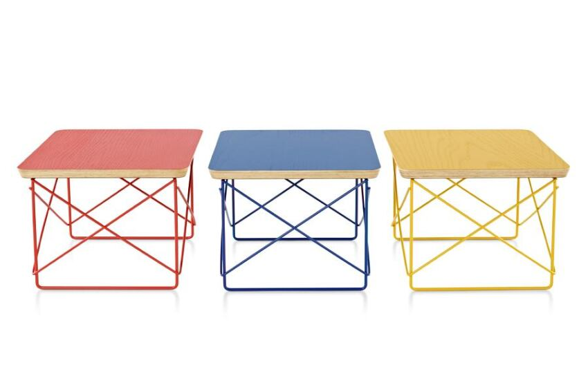Special Edition Eames LTR Table Colors