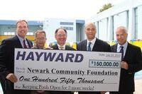 Hayward Donation Keeps Pools Open
