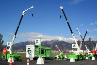 Electric Carry-Deck Cranes
