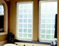 Alternatives to standard glass blocks