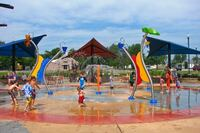 Skiatook Central Park Splashpad
