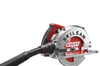 Combat Silica Dust with Skilsaw's Dust Catcher