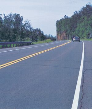 The Minnesota DOT landed a Perpetual Pavement Award for a long-lived 5-mile section of U.S. Trunk Highway 61. Photo: Asphalt Pavement Alliance