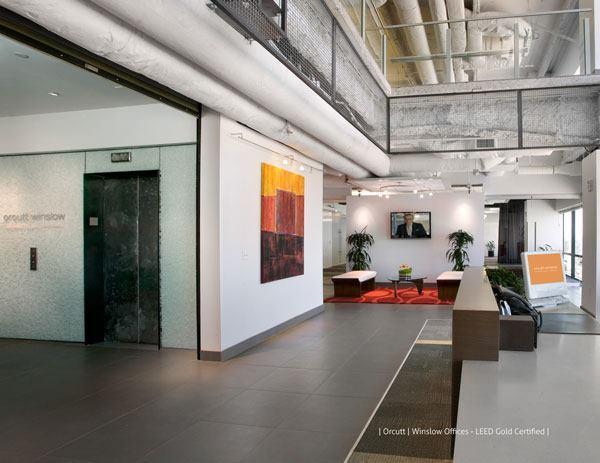 Orcutt | Winslow Office.