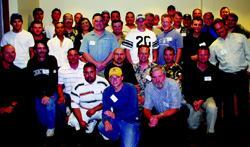 The 2006 RMCA graduation class produced more than 30 residential masons.