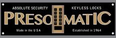 Presomatic Keyless Locks Logo