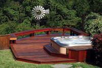 Christopher Stewart | Christopher Stewart Construction + Bev Jacquement | Paradise Valley Spas