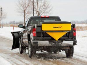 SnowEx Tailgate Pro Spreader