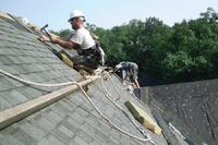 Fall Protection for Roof Work