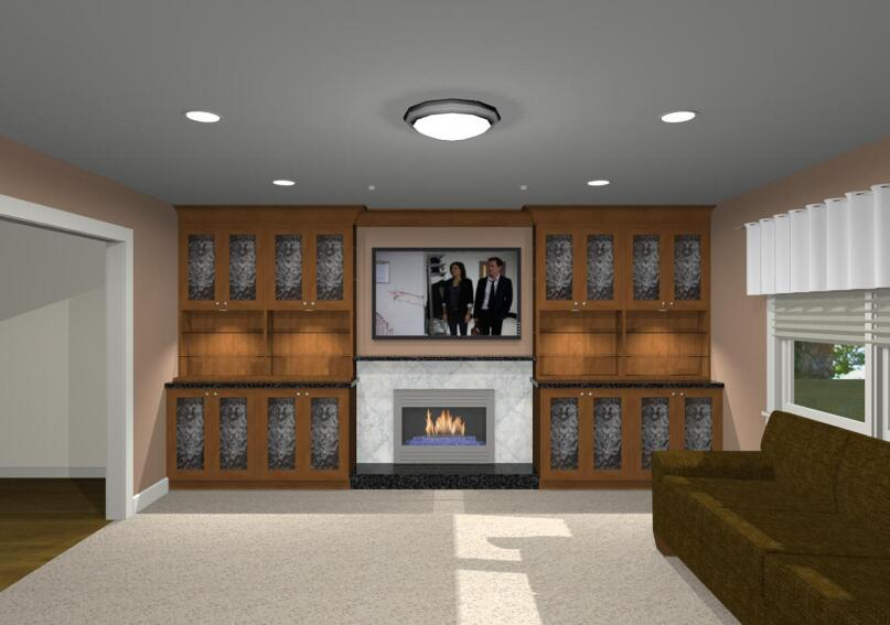 Tips for Installing a Television Over a Fireplace