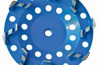 Reliable Diamond Tool Blue 30 S Cupwheel