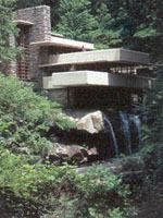 CH2M Hill won an award from the Design-Build Institute of America for its design of an 8000-gallon-per-day, zero-discharge wastewater system at Frank Lloyd Wright's Fallingwater. Photo: Jeffrey Howe