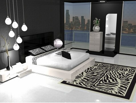 3D Warehouse bedroom