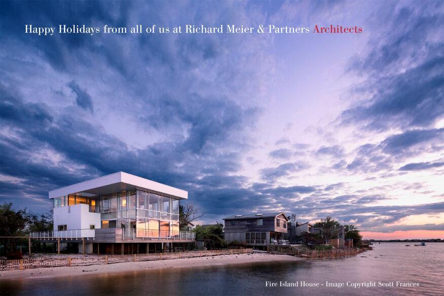 Sorg Architects - Holiday Card 2014