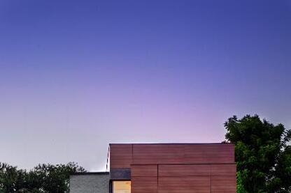 Clean & Green: LEED Platinum Home Offers Light and Space