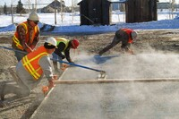 Concrete in Cold Weather: Research Drives Advances
