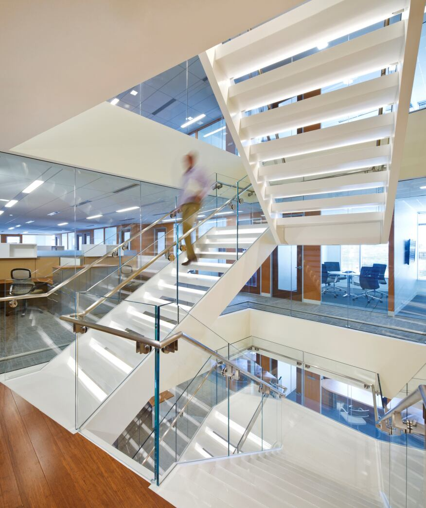 Choice Hotels International Global Headquarters, Rockville, Md., by VOA Associates