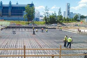 Estimating for Rebar Placement
