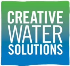 Creative Water Solutions, LLC Logo