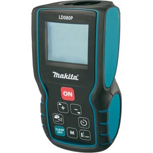 Laser Distance Measure 262' (LD080P). Also available in 164' distance capacity (LD050P).
