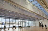 Structural Light: The New Renzo Piano Pavilion at the Kimbell