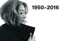 Zaha Hadid, 1950-2016