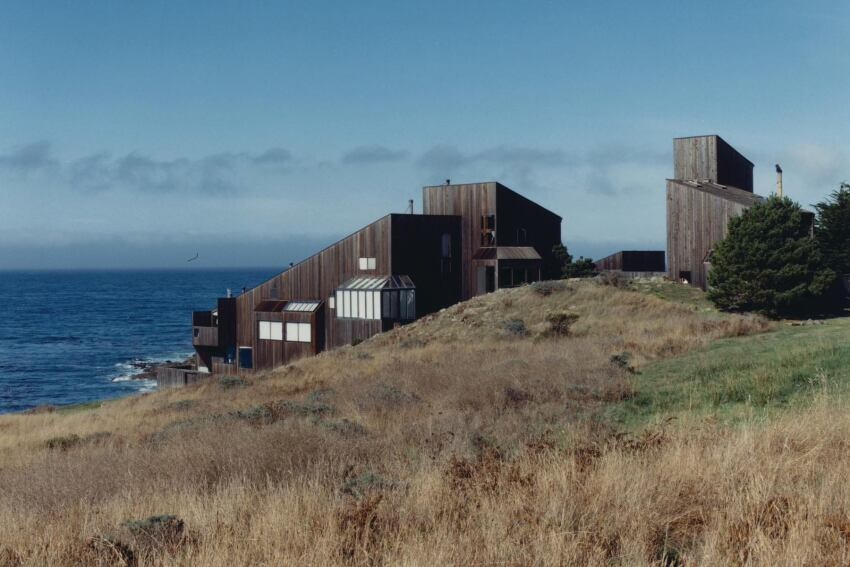 Past Progressives: Sea Ranch Condominium Complex