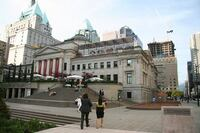 Vancouver Art Gallery Shortlists Five Firms to Design New Downtown Museum