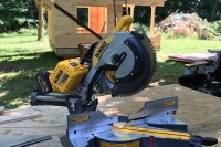 "DeWalt 12"" Cordless Dual-Bevel Sliding Compound Miter Saw"