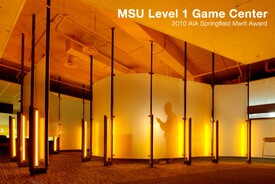 MSU Level 1 Game Center