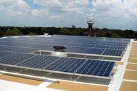 Solar Boosts Energy Savings at Project