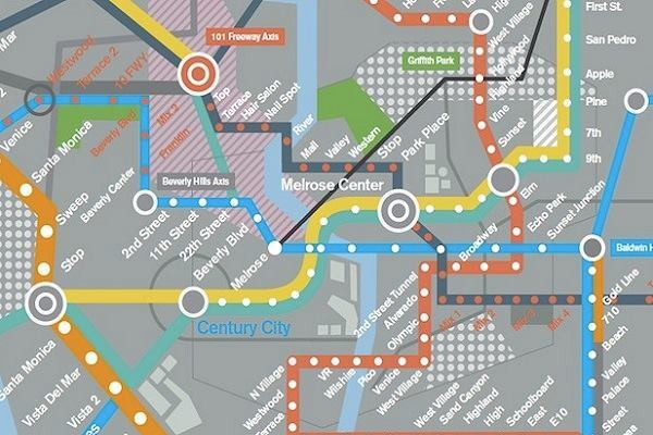 Morning News Roundup Spike Jonzes Guide To The LA Subway - A step up in amazing architecture la