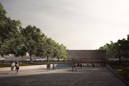 National Holocaust Memorial and Learning Centre (Studio Libeskind and Haptic Architects)