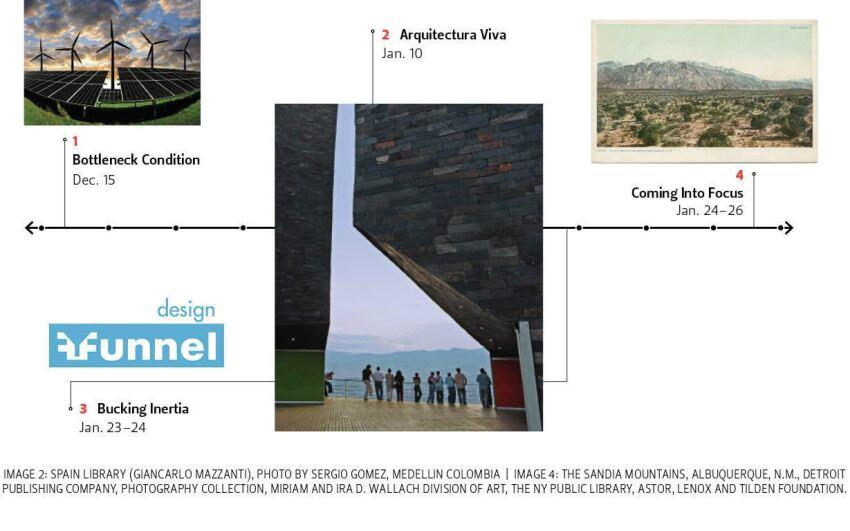 Across the Institute: In San Diego, Houston, Beirut, Albuquerque