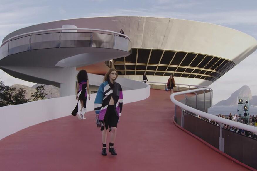 Screenshot from highlights video