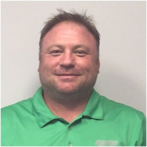 As parts sales manager, Blaise will focus on service and replacement parts for the Americas.