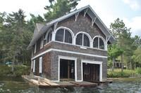 Floating a Boathouse