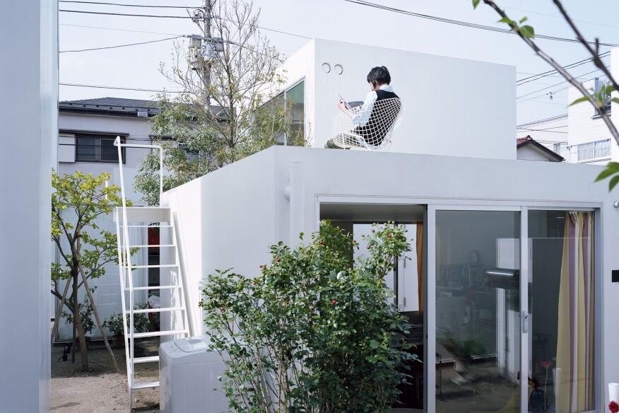 Moriyama House by Office of Ryue Nishizawa (2005)