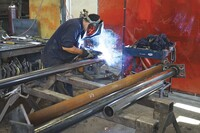 Builder's Guide to Working With Steel