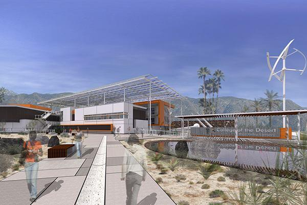 College of the Desert, West Valley Campus, Palm Springs, Calif.
