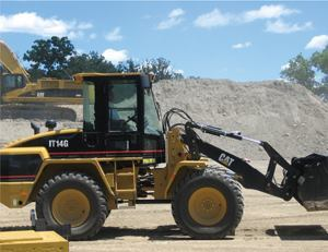 Heavy equipment giant Caterpillar has put its suppliers on notice that it will boost its purchasing this year.