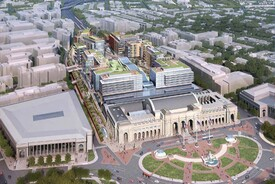 Burnham Place at Union Station Master Plan
