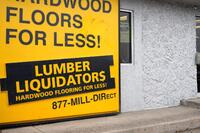 Sales Drop Once More for Lumber Liquidators